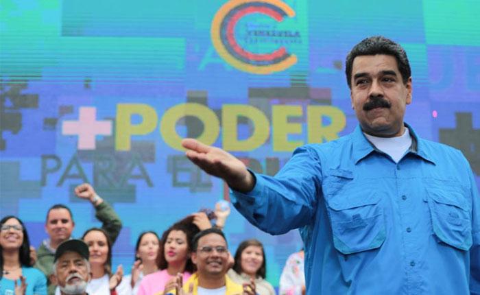 Alemania espera que Maduro replantee la Constituyente tras resultados de la consulta popular