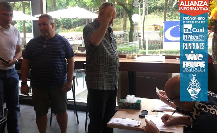 Venezolanos en Malasia también se sumaron a la Consulta Popular