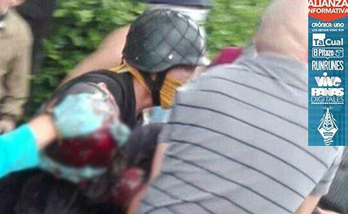 Asesinado por impacto de bala en el rostro un manifestante en Táchira