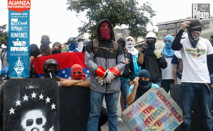 FOTOS | En el Paro Nacional se restean con desobediencia civil