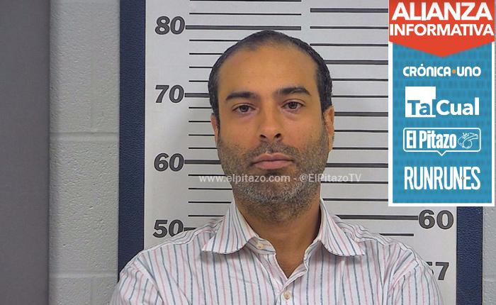 Cuñado de exministro Haiman El Troudi fue arrestado en EEUU