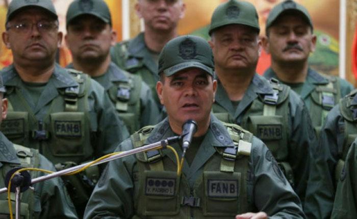 Padrino López niega que guerrillero de ELN muerto en Colombia fuera un GNB venezolano