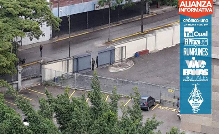 De la Andrés Bello a Chacaito: Represión y centros electorales vacíos fue la constante este #30Jul
