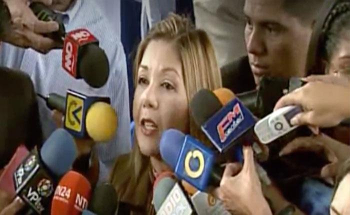 """Elenis Rodríguez: """"No tengo miedo a ir presa"""""""