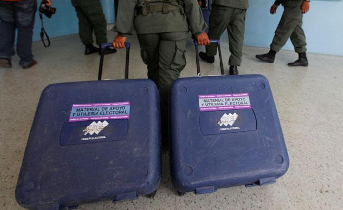 Este viernes se activa el Plan República en centros de votación