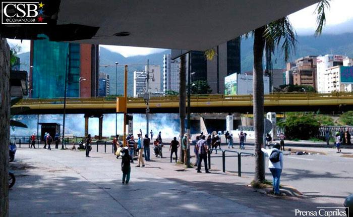 Tres veces Venezuela: una historia de poder, crisis y lucha social