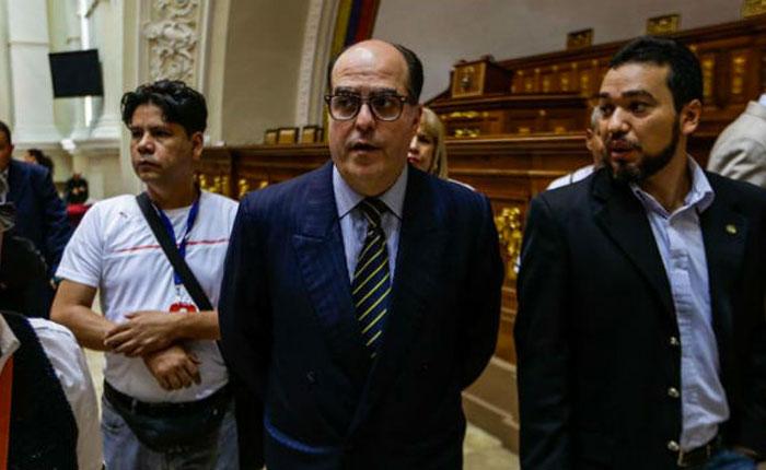 Julio Borges: Si hay elección presidencial estamos listos para unas primarias