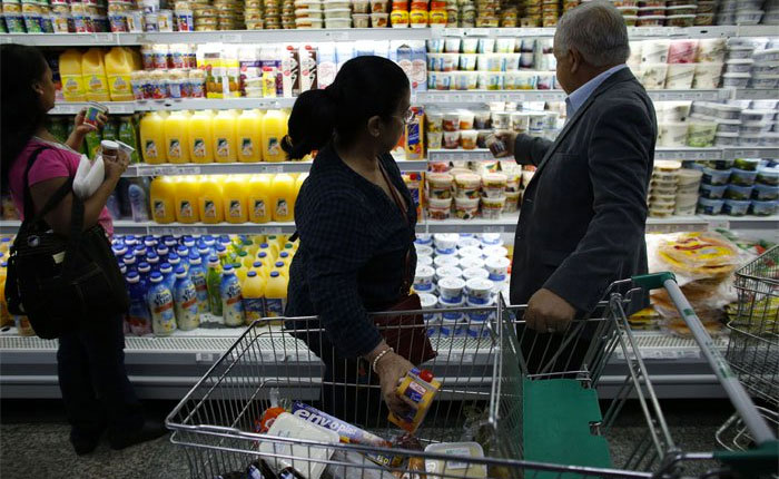 Canasta Alimentaria sobrepasó el millón 400 mil bolívares en julio