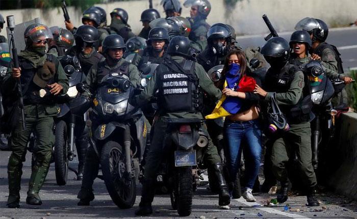 CIDH manifiesta su alarma ante las detenciones durante protestas en Venezuela
