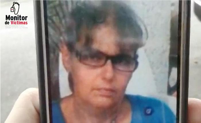 #MonitordeVíctimas | Policía asesinó a ama de casa por reclamar matraqueo