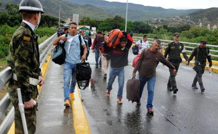 A tasa Dicom venderán productos en la frontera venezolana