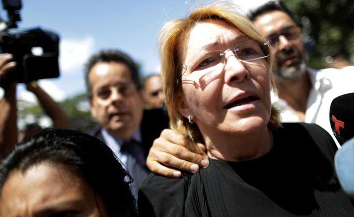Luisa Ortega Díaz: TSJ y el Ejecutivo son responsables de golpe contra la Constitución