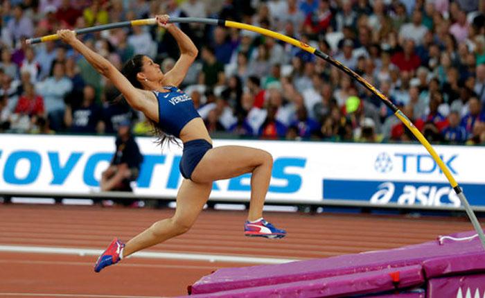 Mundial de Atletismo 2017: Robeilys Peinado gana bronce en salto con garrocha