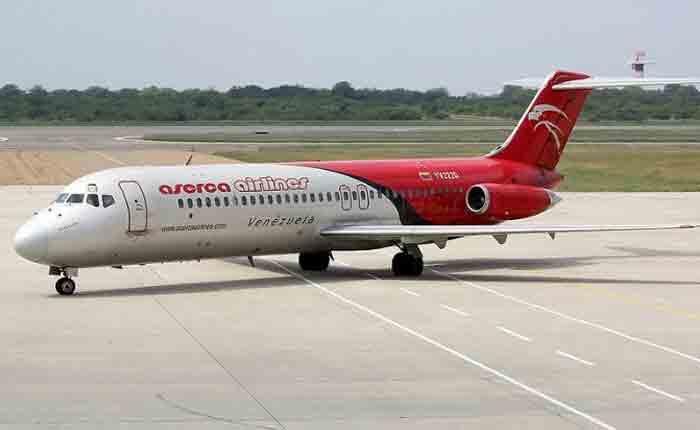 Aserca Airlines cerró operaciones en Venezuela