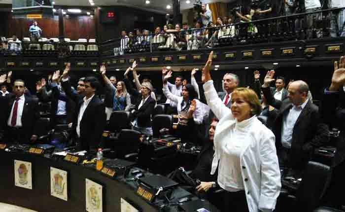 Estos son los diputados que irían por la gobernaciones
