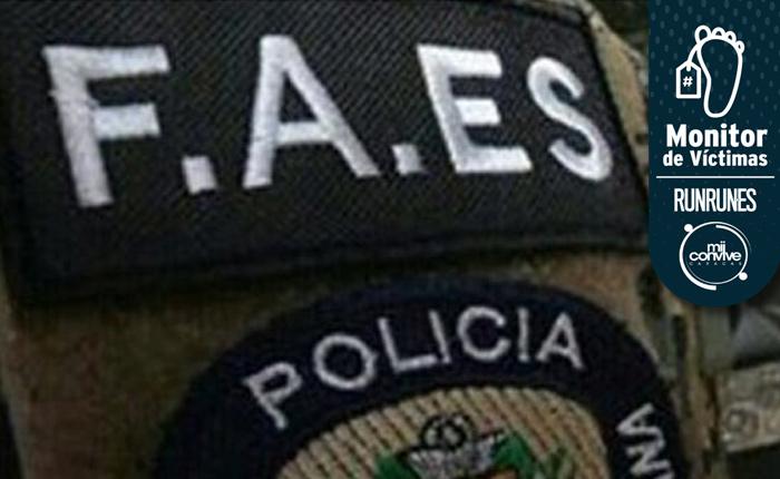 #MonitorDeVíctimas | FAES mata a 5 presuntos secuestradores en rescate de esposa de un coronel en El Valle