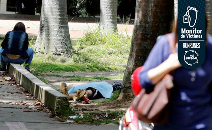 #MonitorDeVíctimas | Asesinato de periodista desnuda inseguridad reinante en la UCV