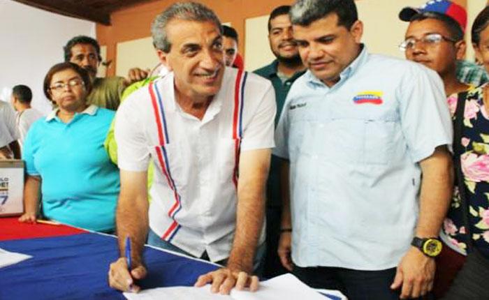 Biagio Pilieri y Gabriel Gallo exigen que se repitan primarias en Yaracuy
