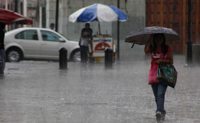 Advierten que tormenta tropical María afectarán indirectamente varios estados del país