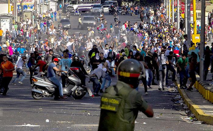 Sistema de represión y violación de DDHH del estado venezolano fue denunciado en CIDH