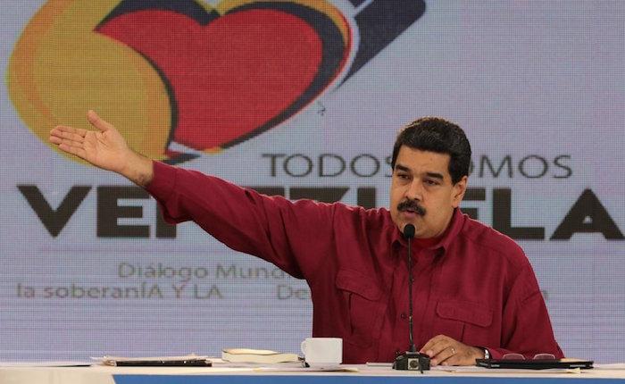 """Maduro llama """"insolente"""" y """"estúpido"""" al gobierno de Canadá por su declaraciones sobre las elecciones"""