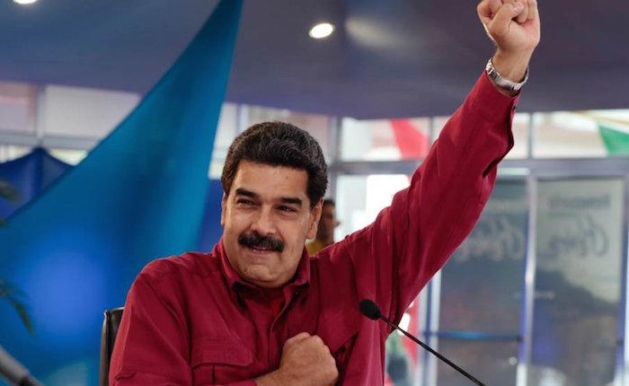 Maduro dice que llegaron al país medicinas para combatir la malaria