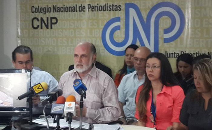 CNP: El 15 de enero había presión para que no se informara