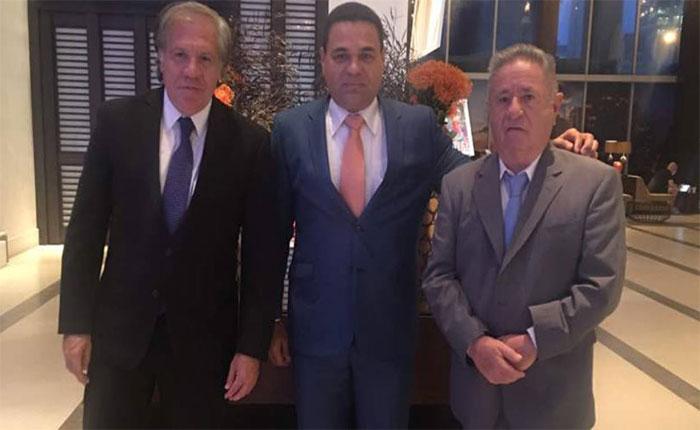 Abogados de Baduel esperan que Almagro presione para lograr su libertad