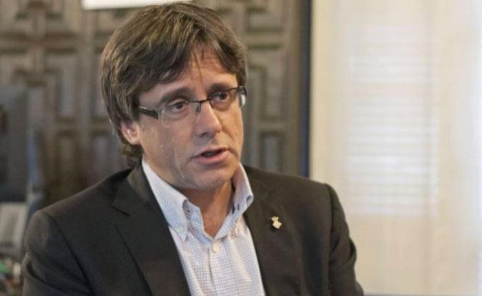 Declaran la independencia de Cataluña, pero con diálogo previo