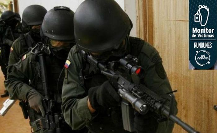 #MonitorDeVíctimas | 35 % de los homicidios que ocurren en Caracas son cometidos por policías o militares