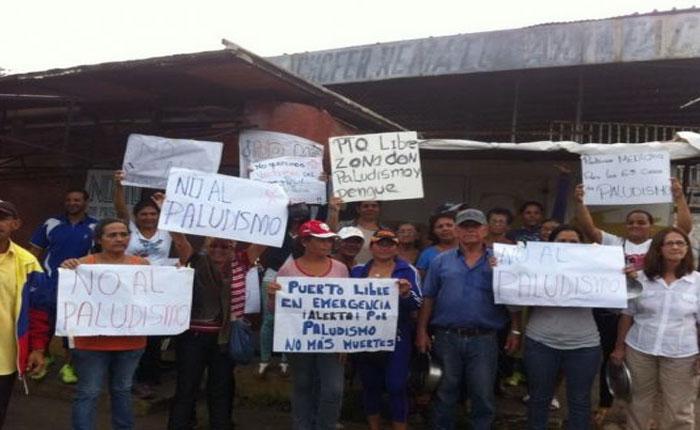 Al menos 60% de la población del municipio Sucre en Bolívar ha padecido paludismo