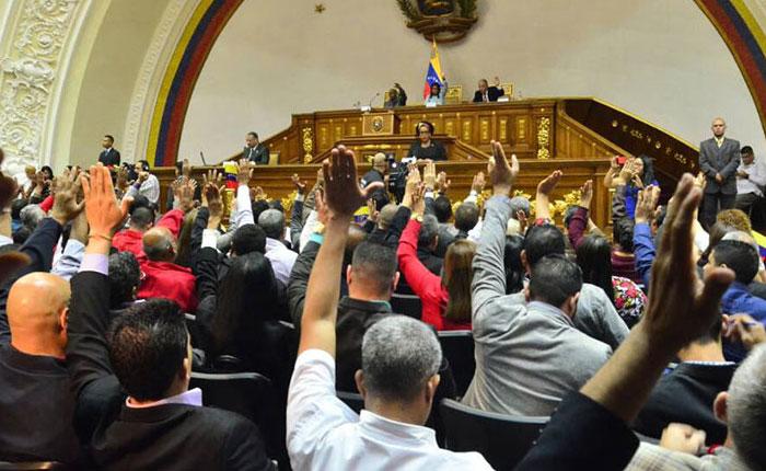 ANC aprobó Presupuesto de la Nación y Ley de Endeudamiento para 2018