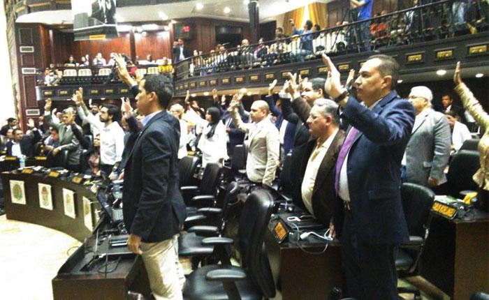 AN declaró nulo allanamiento de inmunidad parlamentaria de Freddy Guevara