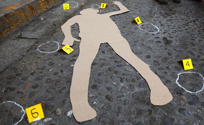 Crímenes sin Castigo: Resistencia a la autoridad