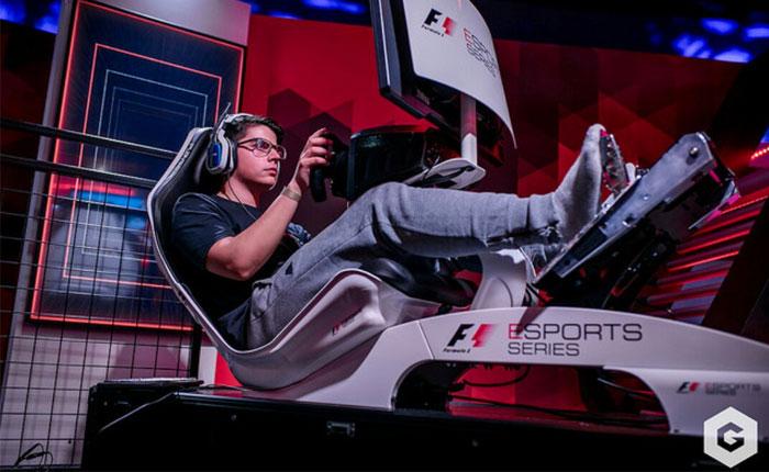 Un venezolano en la gran final de la F1 eSports Series en Abu Dhabi