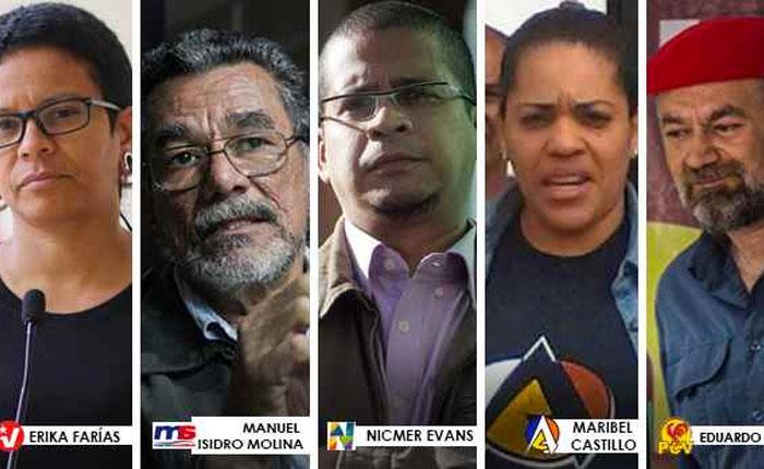 #EleccionesMunicipales: En Libertador el chavismo se pelea para conseguir el puesto
