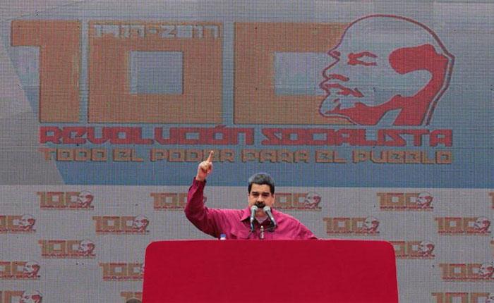 Putin, Maduro y el fantasma de Lenin, por Kenneth Ramirez