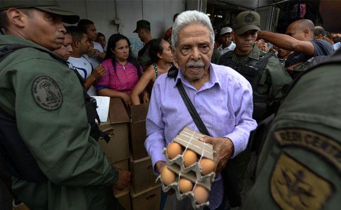 CEDICE: Consumo promedio de una familia de 3 integrantes fue de 120 millones de bolívares en mayo