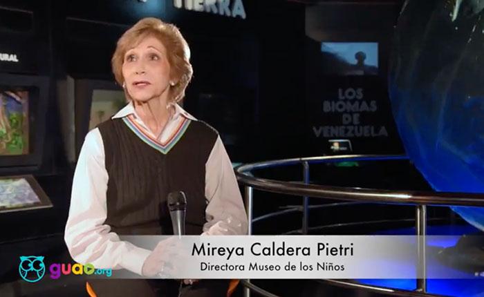 Mireya Caldera Pietri y el Museo de los Niños