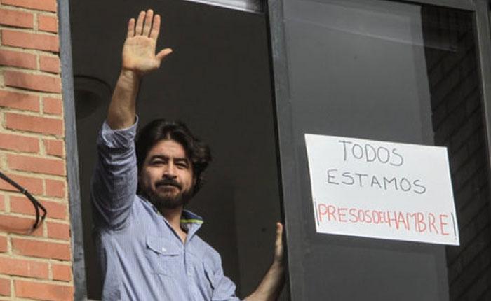 """Daniel Ceballos denuncia """"torturas psicológicas"""" en El Helicoide"""
