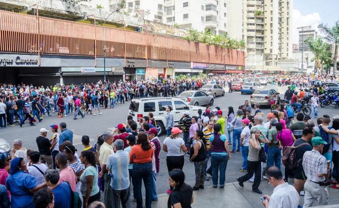 Protestas en Venezuela 2017