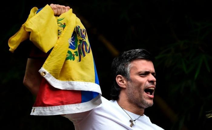 Sebin detiene a cuatro personas tras salida de Leopoldo López de la embajada española