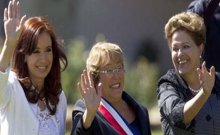 América Latina se queda sin mujeres presidentas