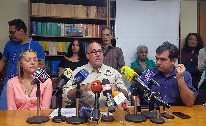 Foro Penal registra 478 presos políticos