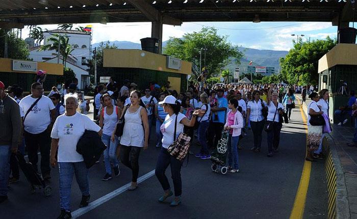 Colombia y Brasil preparan plan para abordar situación migratoria venezolana