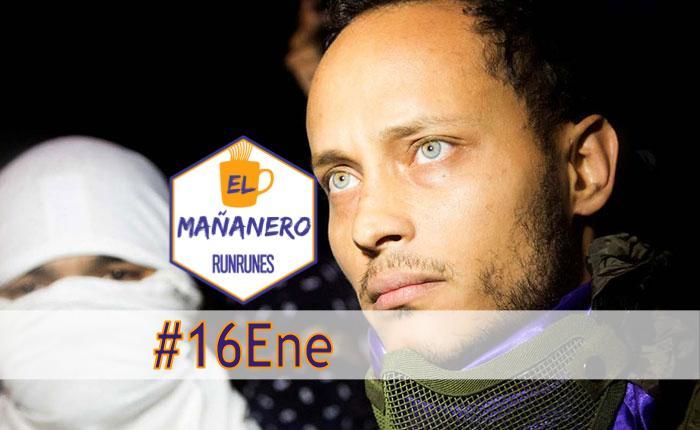 El Mañanero #16Ene: las 8 noticias que debes saber
