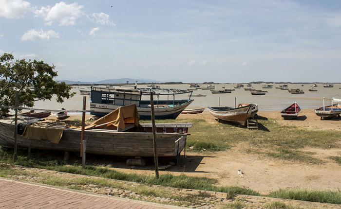 Huían del hambre y el desempleo, pero naufragaron en las costas de Curazao