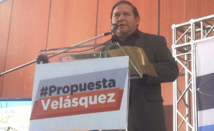 Andrés Velásquez: Debemos fajarnos a pelear por las condiciones electorales