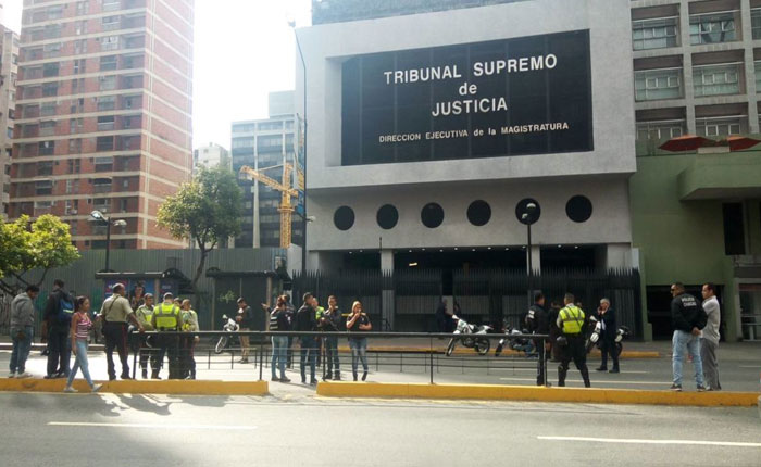 Retiraron presunto artefacto explosivo de la avenida Francisco de Miranda