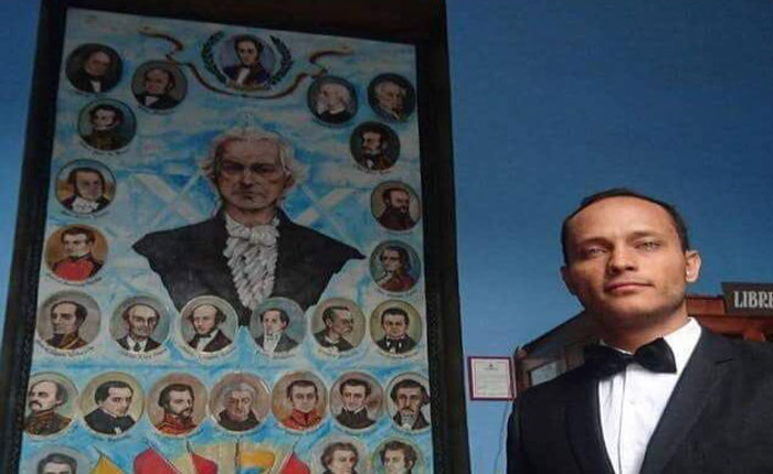 Los vínculos de Óscar Pérez con la masonería